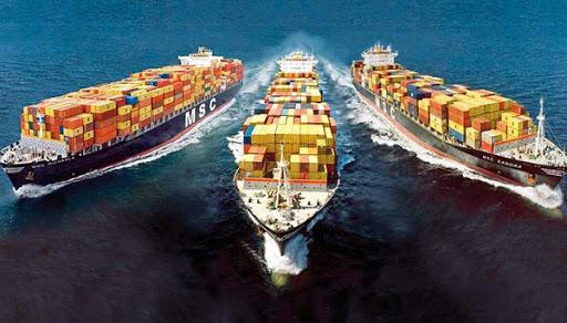 vân tải đường biển