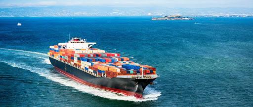 hàng hóa có thể vận chuyển bằng đường biển