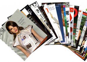 Gửi sách báo tạp chí đi nước ngoài