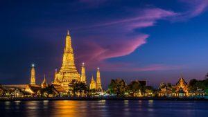Chuyển phát nhanh Hồ Chí Minh đi Thái Lan