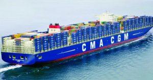 hãng tàu CMA CGM